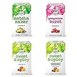 Good Earth Green Tea, 4 Flavor Variety Pack,...