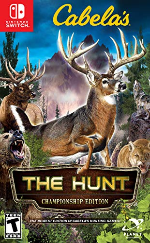 Cabela's: The Hunt Championship Edition - Nintendo Switch