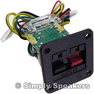 JBL Factory Replacement Crossover, Control 28T, 338146-001