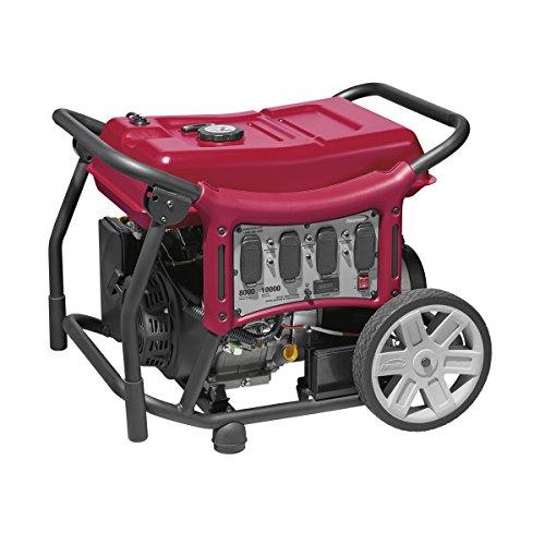 Powermate 10000001785 8000W Portable Generator