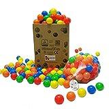 koenig-tom - 200 Palline di plastica per Bambini, per Vasca di Palline