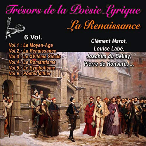 La Renaissance audiobook cover art