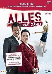 Alles was zählt – Box 4 (DVD)