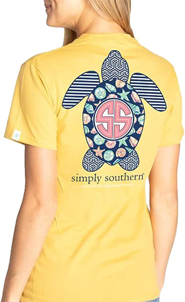 Simply Southern Save Sea Turtle Seashell