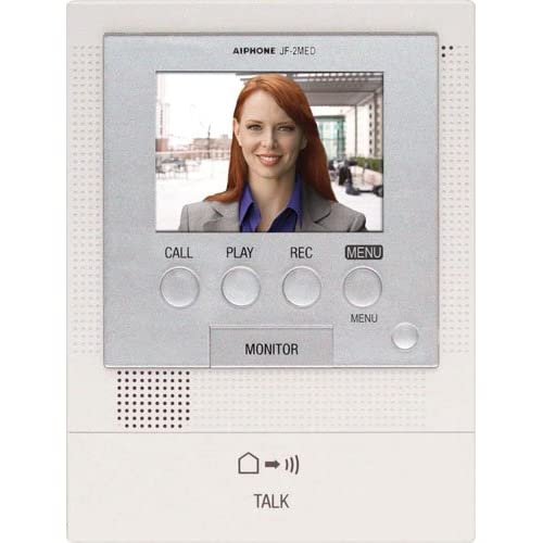 Aiphone JF-2SD Audio-Only Sub-Master Station for JF Series Audio//Video Intercom System