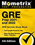 gre prep 2021 and 2022 - gre secrets study book, full-length practice test, step-by-step review video tutorials: [5th edition] (english edition)