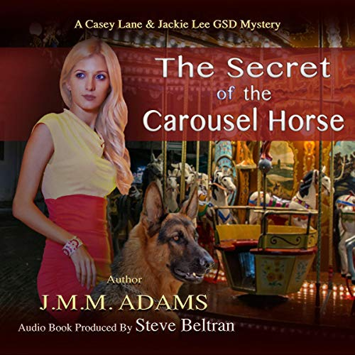 The Secret of the Carousel Horse audiobook cover art