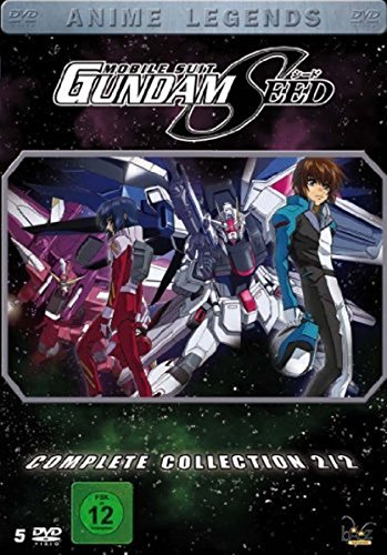Gundam Seed - Complete Collection 2 (5 DVDs)