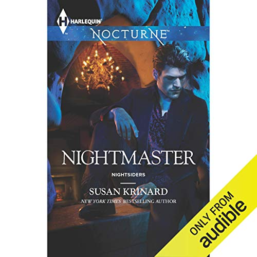 Nightmaster audiobook cover art