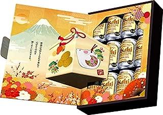 お歳暮 ビール ギフト アサヒ JS-YG スーパードライジャパンスペシャル干支デザインセット 350ml×12本 限定醸造 冬贈