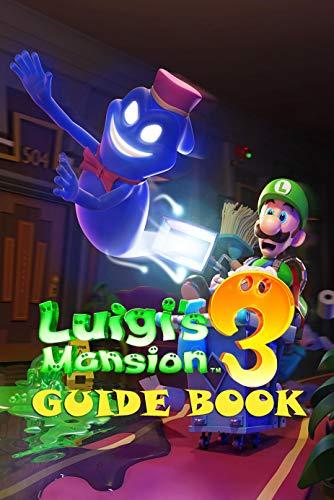 Luigi's Mansion 3 Guide Book: Travel Game Book