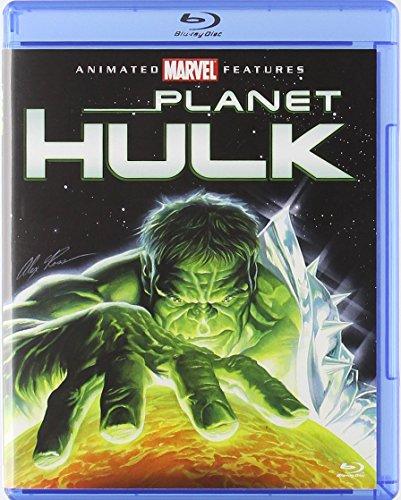 Planet Hulk(+DVD)