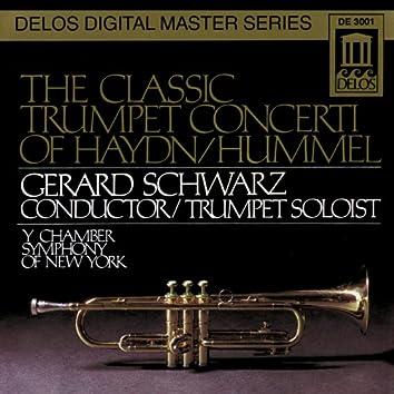 Haydn, J.: Trumpet Concerto in E-Flat Major / Hummel, J.: Trumpet Concerto in E Major