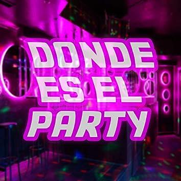Donde Es el Party