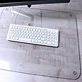Desktex Glacier Glass Desk Mat 20' x 36'