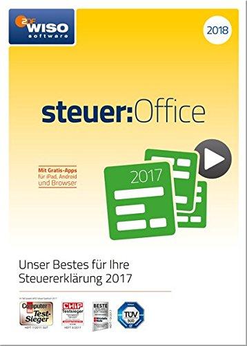Buhl Data WISO steuer:Office 2018 Bild