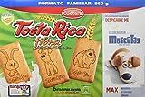 Tosta Rica Fibra Caja De Galletas - 860 gr, 1 paquete