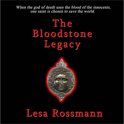 The Bloodstone Legacy audiobook cover art