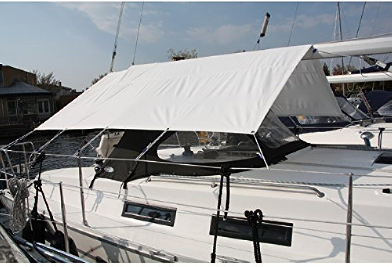 Talamex Sonnensegel weiß 310cm x 290cm LxB B019LQCC4U  Hochwertige Produkte