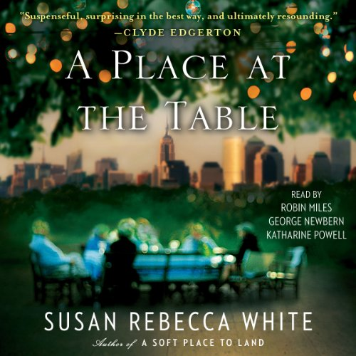 A Place at the Table Audiobook By Susan Rebecca White cover art