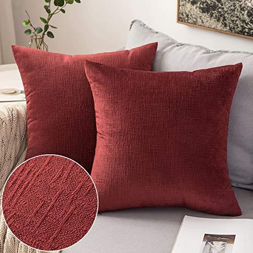 röd soffa utomhus ikea