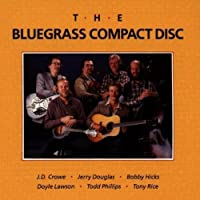The Bluegrass Compact Disc by The Bluegrass Album Band (1990-10-25)