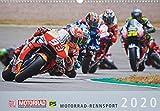 Motorrad Rennsport-Kalender 2020 -