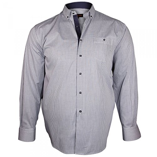 Chemise Sport Week End Bleu - Taille 45/46_2XL