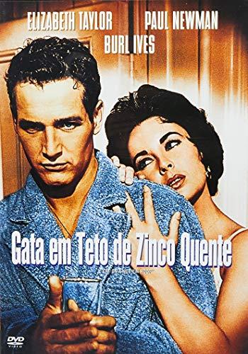 Gata Em Teto De Zinco Quente [DVD]