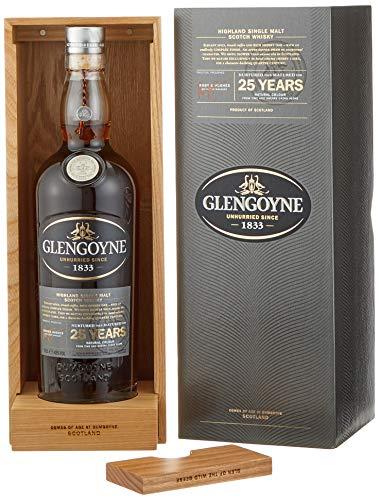 GLENGOYNE 25 YO Single Malt Whisky (1 x 0.7 l)