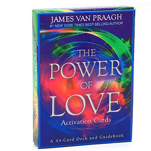 The Power of Love Activation Cards: A 44-Card Deck Divination Oracle Playing Card