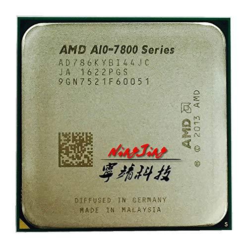 A10-Series A10 7860K A10 7860 K 3.6 GHz Quad-Core CPU Processor AD786KYBI44JC Socket FM2+