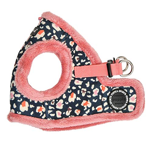 Puppia Elyse Harness B - Indian Pink - M