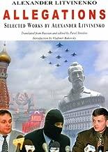Allegations: Selected Works by Alexander Litvinenko