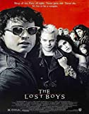 The Lost Boys (1987) Movie Poster Art Print Posters 11×14 inches Unframed Canvas Print