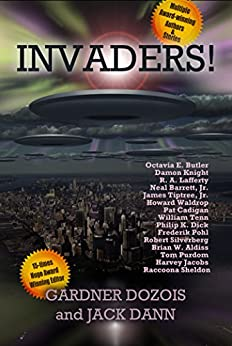 Invaders! by [Gardner Dozois, Jack Dann]