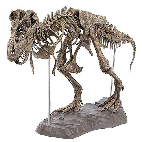 Isunday Tiranosaurio Rex Esqueleto Dinosaurio Animal Coleccionista Decoración Juguete...