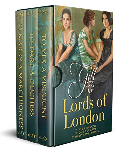 Lords of London: Books 4-6 (English Edition)