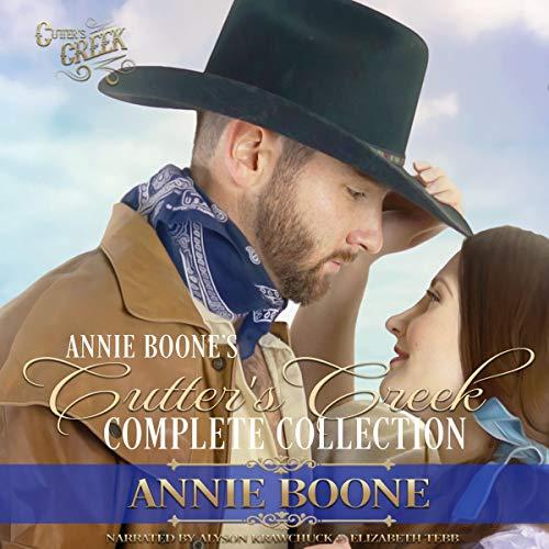 Annie Boone's Cutter's Creek cover art
