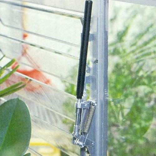 Agriculture Solutions Liberty Automatic Louver Window Opener - Lifts 55 Lbs