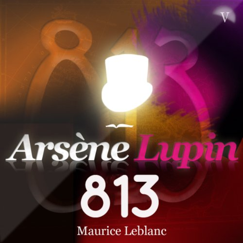 813 (Arsène Lupin 12) audiobook cover art