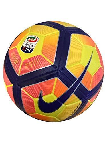 Nike Ball Ordem 4Serie A, gelb, Größe 5