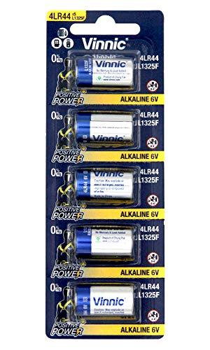 5er Pack Vinnic l1325°F 6V Alkaline