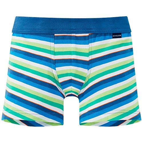 Schiesser Jungen Kids Shorts Boxershorts, Mehrfarbig (Multicolor 904), 104