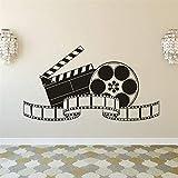 Home Cinema Roon Etiqueta de la pared Película Sala de películas Decoración Película Reproducir...