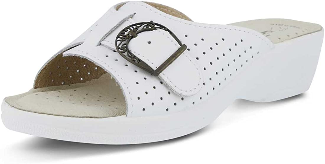 Flexus by Spring Step Women's Edella Slide Sandal