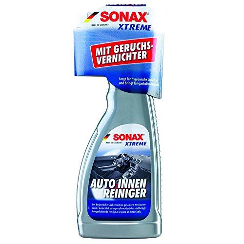 SONAX XTREME Nettoyant Intérieur Auto (500 ml) pour la propreté et l'hygiène de l'habitacle de la voiture et de la maison | Réf: 02212410