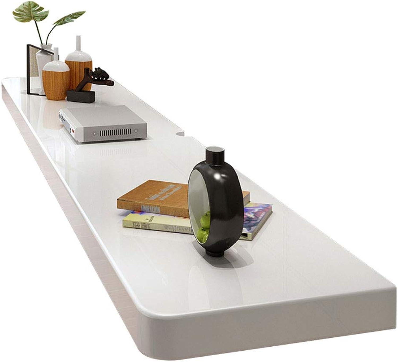 GSHWJS Wall Shelf Wall-Mounted TV Cabinet Wall-Mounted Set-top Box TV Console Wall Shelf (Size   60cm)