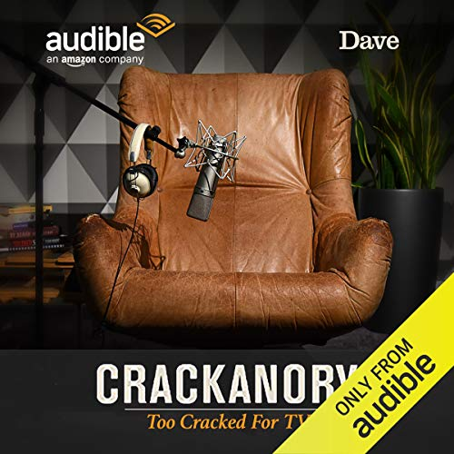 FREE: Crackanory Too Cracked for TV - exclusive to Audible audiobook cover art