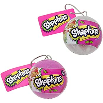 Bundle Set of 2 Shopkins Ornaments with 4 Sho | Shopkin.Toys - Image 1